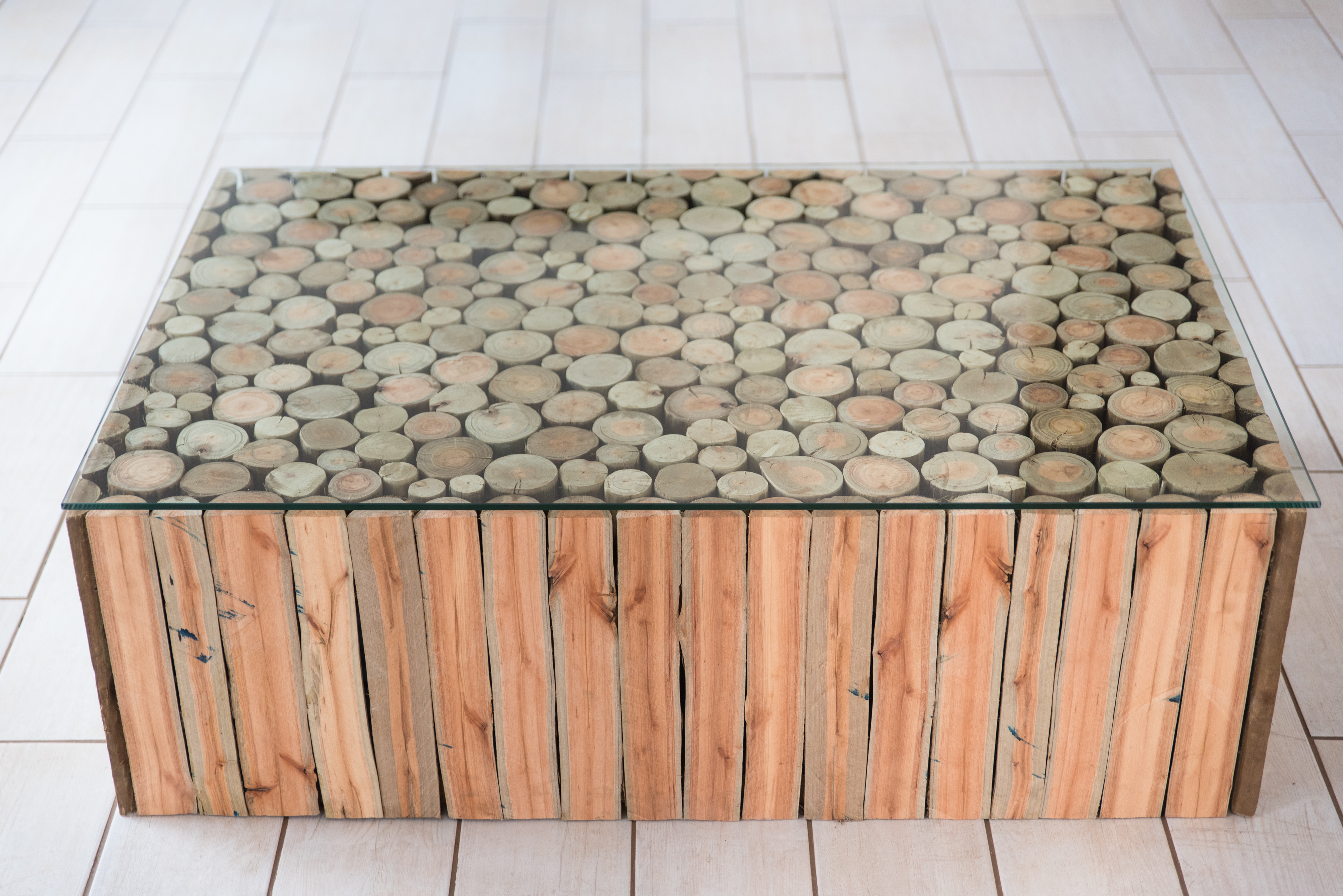 Raw Coffee Table